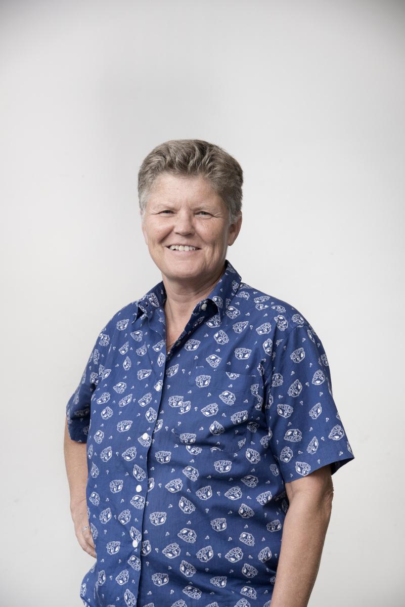 Winifred van den Berg